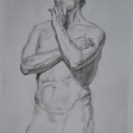 Учебный рисунок-Иванов