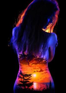 Татуировки на спину